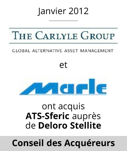The carlyle Group Marle