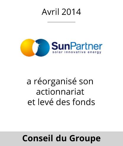 SunPartner Sun Partner