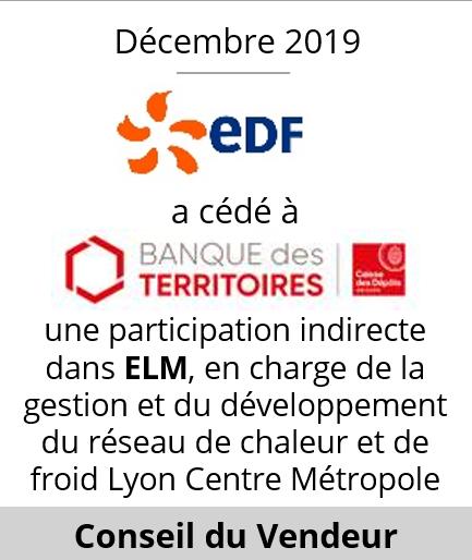 Dalkia Investissement – EDF